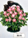 Элитная корзина из цветов ЭК-04
